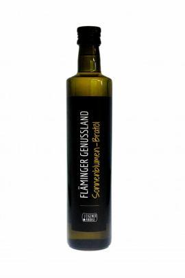 Sonnenblumen - Bratöl 500 ml