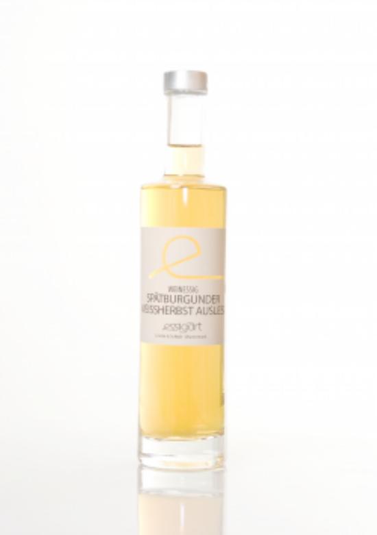 Weinessig Spätburgunder Weißherbst Auslese 100 ml