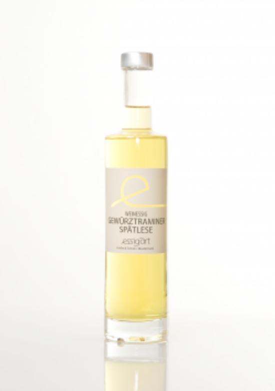 Weinessig Gewürztraminer Spätlese 100 ml